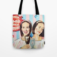 Bette and Dot  Tote Bag