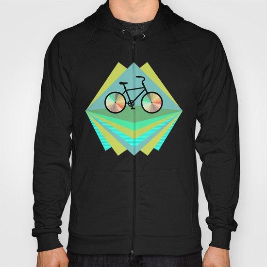 wanna ride my bicycle Hoody