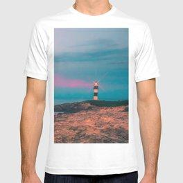 Lighthouse of the Isla Pancha T-shirt