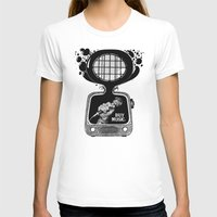 transistor T-shirts featuring Buy Music. by wurkingartist
