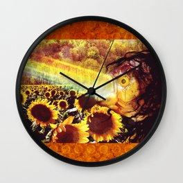 PURSUIT OF IGNATIUS Wall Clock