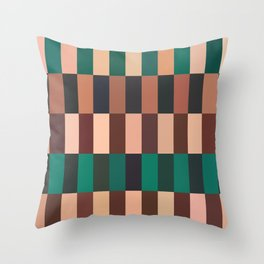 Abstract009 Throw Pillow