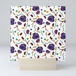 Cell Organelles - Color Mini Art Print