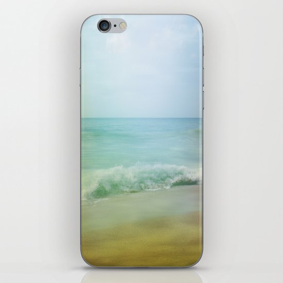 Beach Impression iPhone & iPod Skin