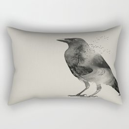 Raven Sky Rectangular Pillow