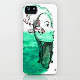 Koi Feelings iPhone Case