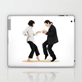 Pulp Fiction Twist Dance Laptop & iPad Skin