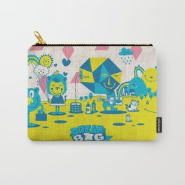 Live Large Carry-All Pouch