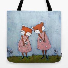 Best Sisters Tote Bag