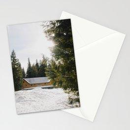 Mount Rainier National Park, IV Stationery Cards