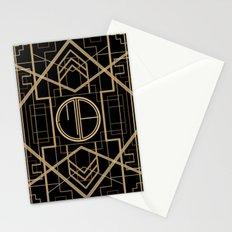 MB- GATSBY STYLE Stationery Cards