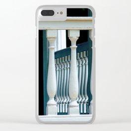 Rail Way Clear iPhone Case