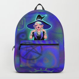 Glam witch Backpack