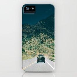 Synchro Bus Colorado iPhone Case