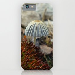 Tiny Toadstool iPhone Case