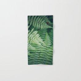 Where the Redwood Fern Grows Hand & Bath Towel
