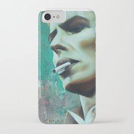 The Thin White Duke iPhone Case
