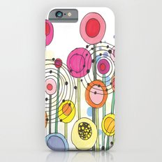 Lollipop Flowers iPhone 6s Slim Case