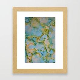 Lemonade & Juniper Framed Art Print