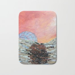 This Must Be The Place (Glass Igloo) Bath Mat