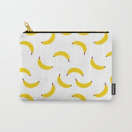 BANANA BANANAS FRUIT FOOD PATTERN Carry-All Pouch