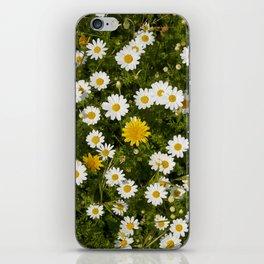 Wonderful spring flowers. iPhone Skin