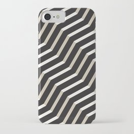 Geometric Pattern iPhone Case