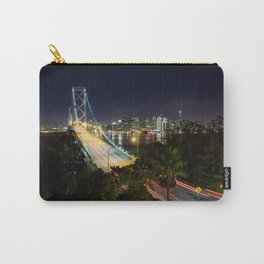 Bay Bridge Lights Carry-All Pouch