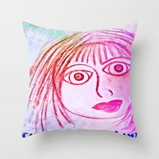 Can you love me as I am? Throw Pillow