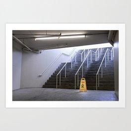 Don't Fall Art Print