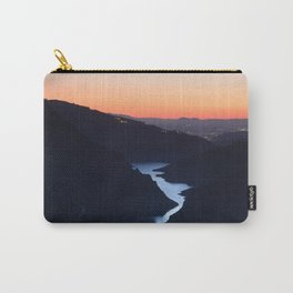 Silver lake. At the mountains... Carry-All Pouch