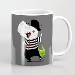 T-Rex Mime Coffee Mug