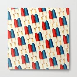 Popsicle Pattern - Double Metal Print