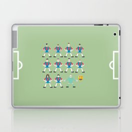barcelona Laptop & iPad Skin