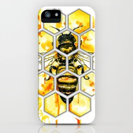 Hive Mentality iPhone Case