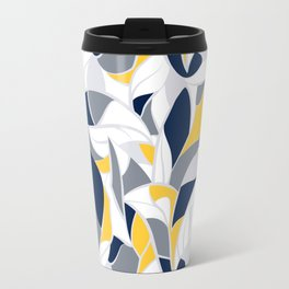 Abstract winter mood II Travel Mug
