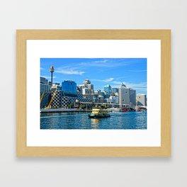 Barangaroo, Sydney Framed Art Print