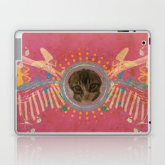 Kitty Laptop & iPad Skin
