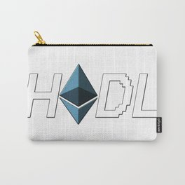 HODL Ethereum Carry-All Pouch