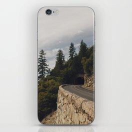 Yosemite Tunnel  iPhone Skin