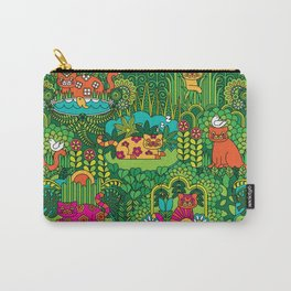 Lords of the Jungle Carry-All Pouch