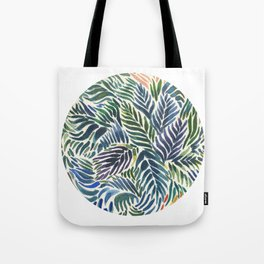 Overgrow Tote Bag