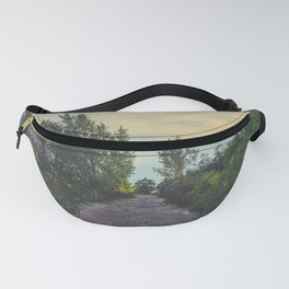 The only way is forward Fanny Pack