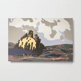 taproom spacers Metal Print