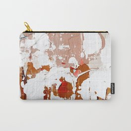 blush abstract. 02 Carry-All Pouch