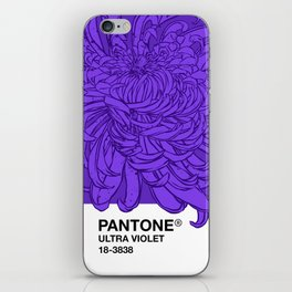Pantone Ultra Violet 2018 iPhone Skin