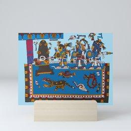 Mixtec 1 Mini Art Print