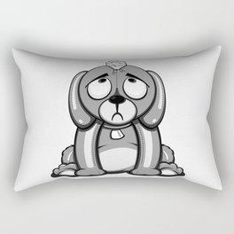 Critter Alliance - Poor Puppy Rectangular Pillow