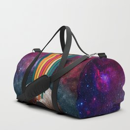 005 - Lunar music Duffle Bag