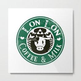 ♥ Cafe Lon Lon ♥ Metal Print